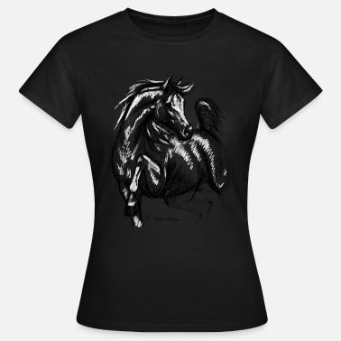 Wild Arabian  - Women's T-Shirt