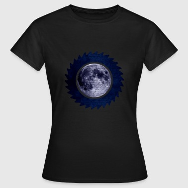 SawMoon (clean) - Women's T-Shirt