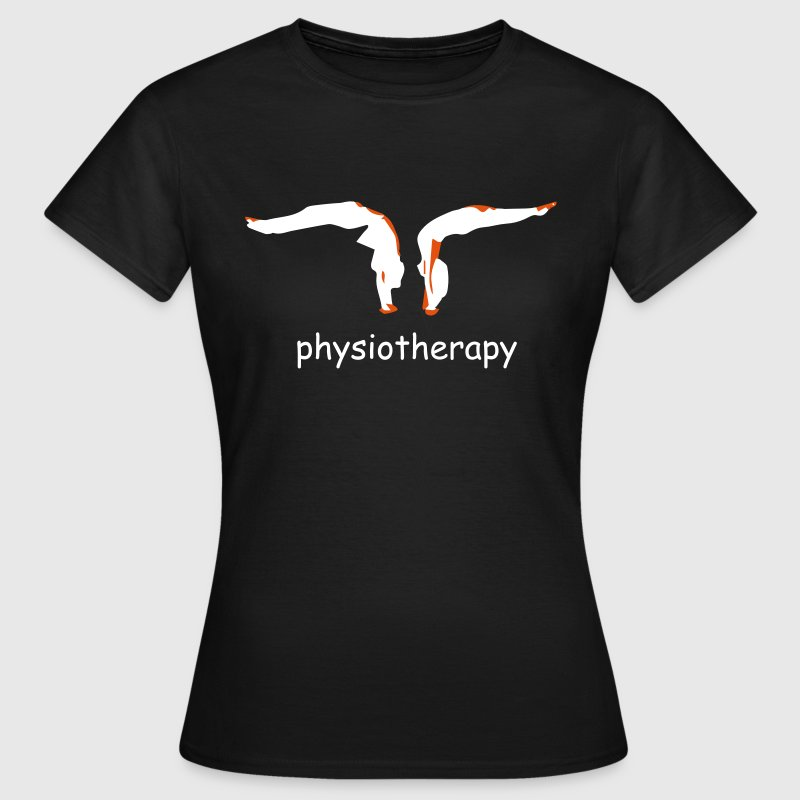 physiotherapy body move  - Women's T-Shirt