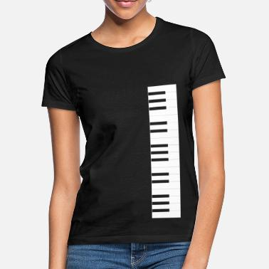 Piano Piano keyboard - Women's T-Shirt