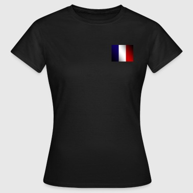 French flag - Women's T-Shirt
