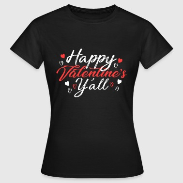 Happy Valentine's Day für Alle - Vrouwen T-shirt