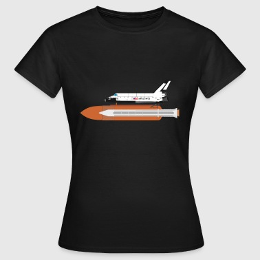 Spaceship SpaceShip - Frauen T-Shirt