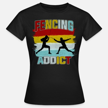 fencing - Women's T-Shirt