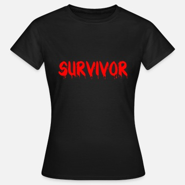 Survivors Survivor - Women's T-Shirt
