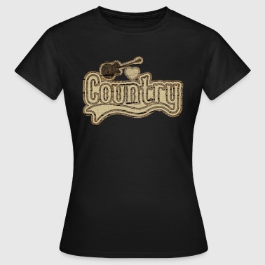 country - Women's T-Shirt