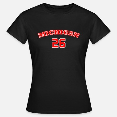 Michigan Michigan - T-shirt dam