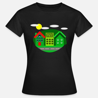Sunny Heights Sunny Day chilling - T-shirt dam