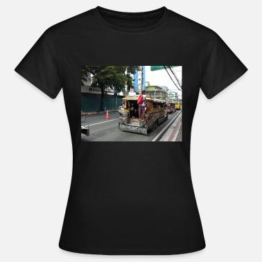 Public Transport Manila - Women's T-Shirt