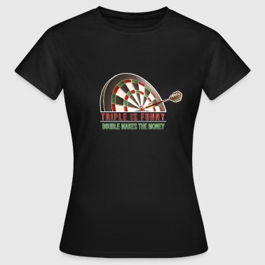 Triple A Triple is funny - Women's T-Shirt
