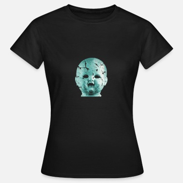 Spooky Halloween baby scary - Women's T-Shirt