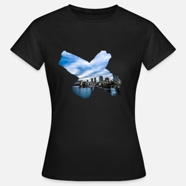 Vancouver Vancouver - Camiseta mujer