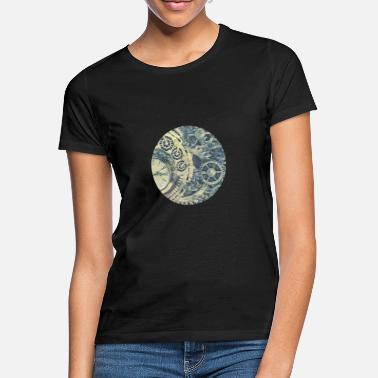 Steam Steam Punk - Frauen T-Shirt
