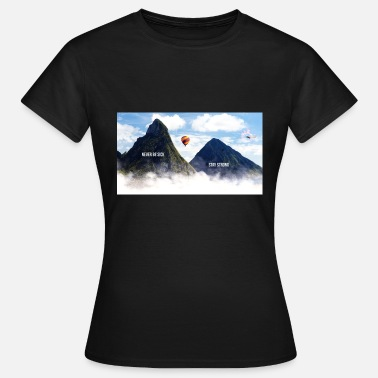 Editor Mountain Edit - T-shirt dam