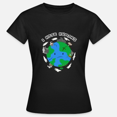 Organisation Earth environmental protection - Women's T-Shirt