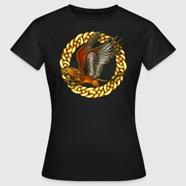 Golden Gryphon - Women's T-Shirt