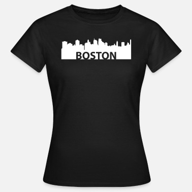 Boston Tea Party Boston - T-shirt Femme