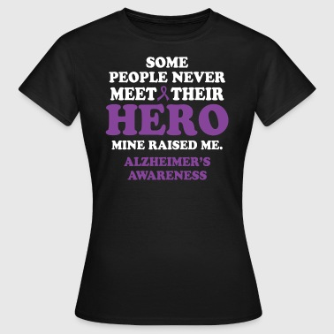 Alzheimers Awareness - Women's T-Shirt