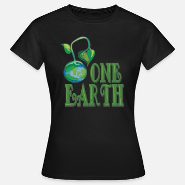 Save The World nature save the world save earth protect environment global warming 1 - Women's T-Shirt
