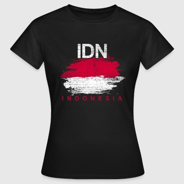 Indonesia - Women's T-Shirt