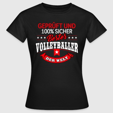 Volleyballer Volleyballspieler Volleyball - Frauen T-Shirt
