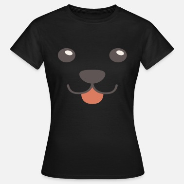 Box Dog Boxer - Dame-T-shirt