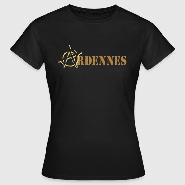 Anarchy Ardennes - T-shirt Femme