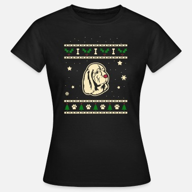 Sussex Sussex-Spaniel Christmas Gift - Women's T-Shirt