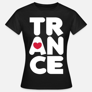 Trance Trance Tower - Frauen T-Shirt