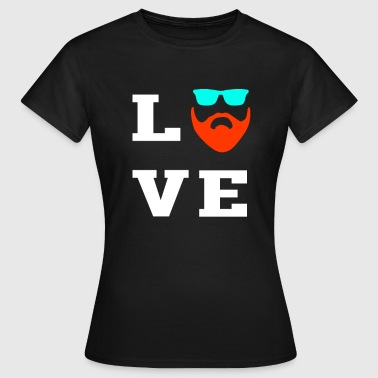 Beard beard beard - Women's T-Shirt