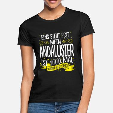 Andalusier ANDALUSIER - 1000 - Frauen T-Shirt