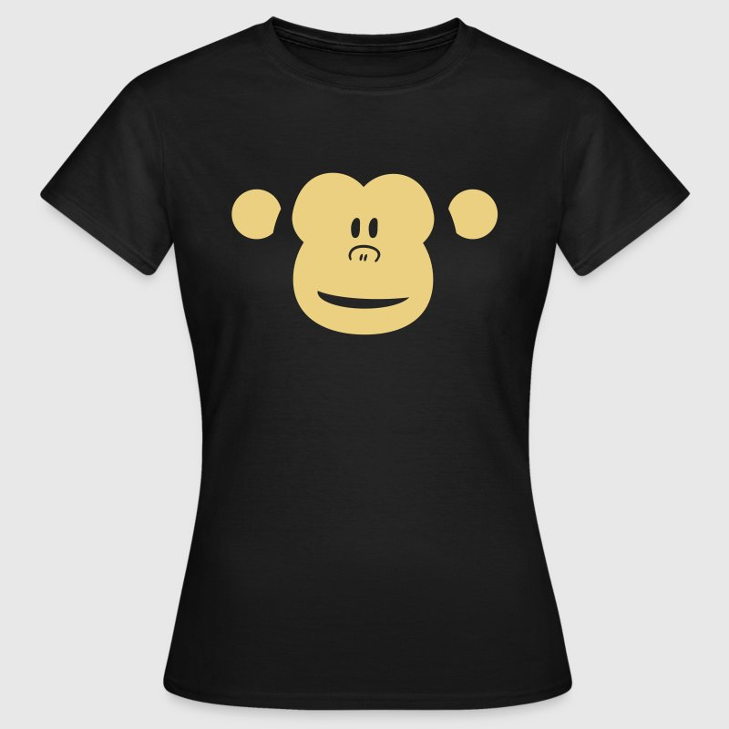 Cute Monkey (shop design) - Women's T-Shirt