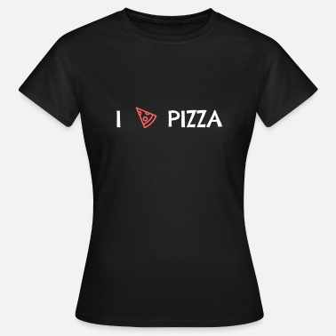 Pizzeria Pizza saying funny pizzeria - Women's T-Shirt