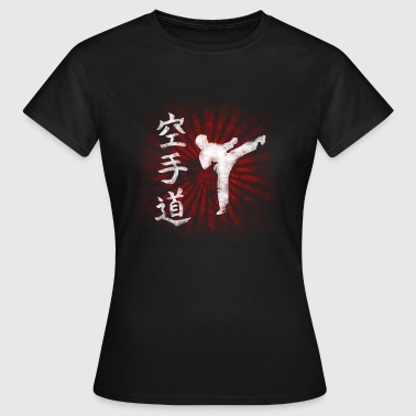 Rising Karatédo - Women's T-Shirt