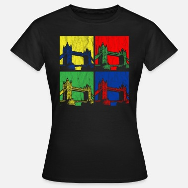 Tower Bridge Tower Bridge - T-shirt dam