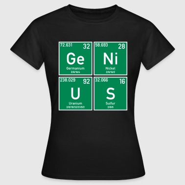 Genius PSE - Women's T-Shirt
