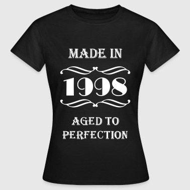 Made in 1998 - Camiseta mujer