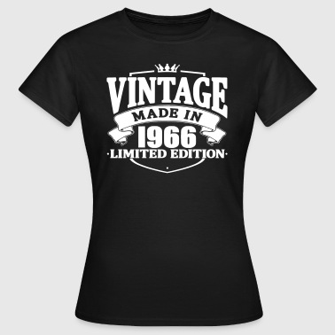 Vintage made in 1966 - Women's T-Shirt