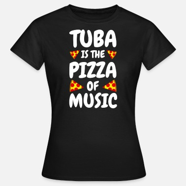 Tuba Player Tuba tubist tuba player gift tuba player - Women's T-Shirt