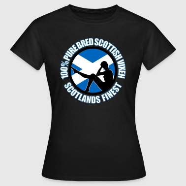 Pure Bred Scottish Vixen - Women's T-Shirt