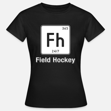 Hockey Skjorte Field Hockey Indoor Hockey skjorte Field Hockey - T-skjorte for kvinner