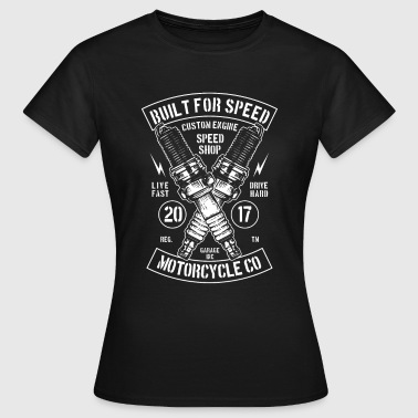 Built For Speed - Frauen T-Shirt