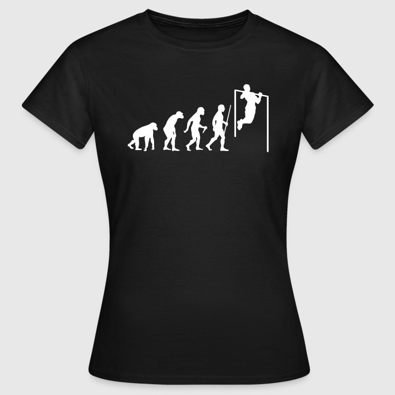 Evolution Pull Up - Women's T-Shirt