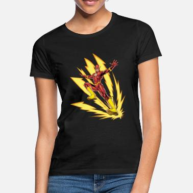 Flash Justice League The Flash - Vrouwen T-shirt