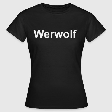 Werwolf - Frauen T-Shirt