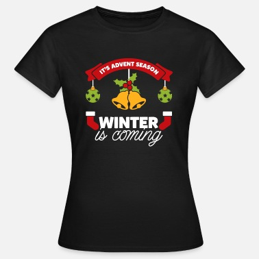 Advent Advent - Women's T-Shirt