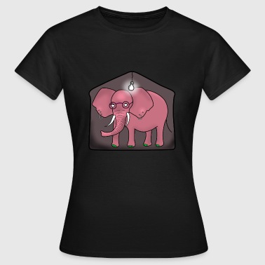 Elephant in the room - Women's T-Shirt