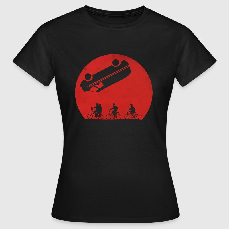 Stranger Things Eleven 80's Design - Frauen T-Shirt