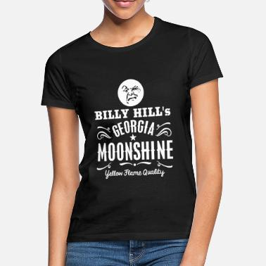 Hillbilly Moonshine Whiskey - Women's T-Shirt