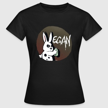 Animal Liberation Rabbit - Frauen T-Shirt